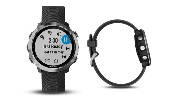 Garmin vivoactive 3 Music with 500 songs storage launched for Rs 25990