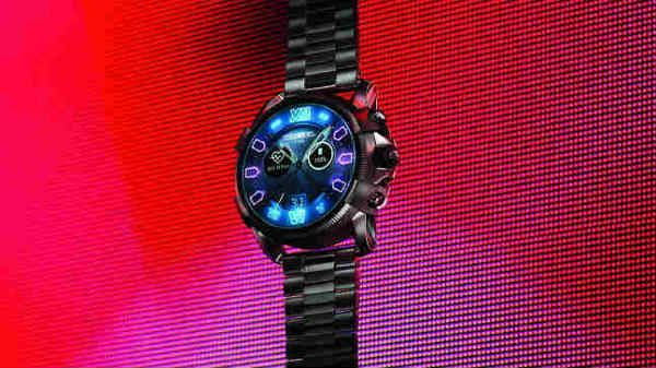 Diesel launches new premium Full Guard 2.5 touchscreen smartwatch