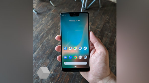Here's our best look at the Google Pixel 3 XL yet