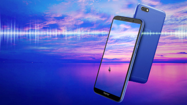 Honor 7S to be launched in India next week