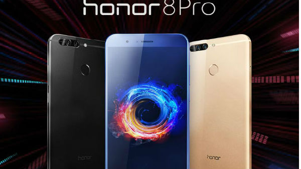 You can now grab a brand new Honor 8 Pro for just Re 1