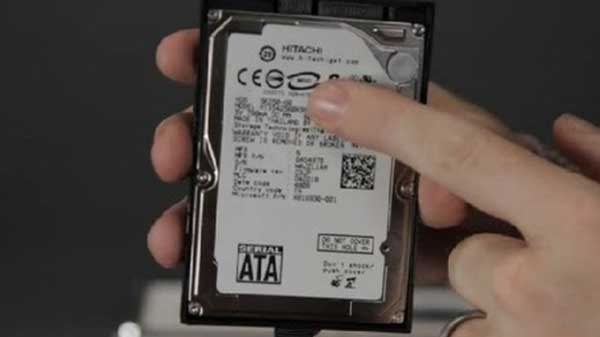 How to know your hard disk type