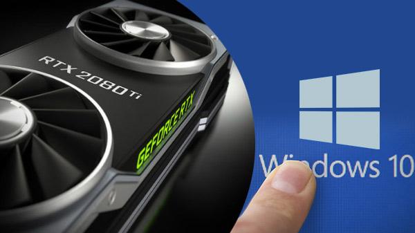 How to update GPU drivers in windows 10