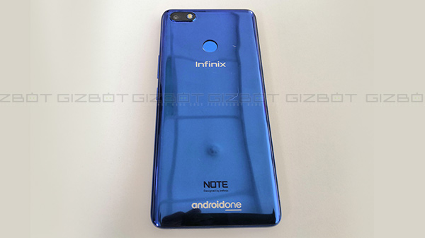 Infinix Note 5 First Impressions
