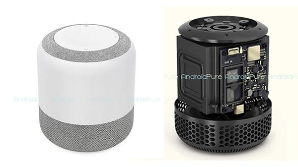 Leaked: Motorola smart speaker has uncanny likeliness to a Google Home