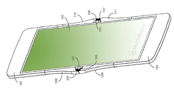 Motorola patents for a foldable phone; a modern take on the Moto Razr