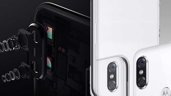 Motorola P30 leaked images reveal AI camera, 6GB RAM and more