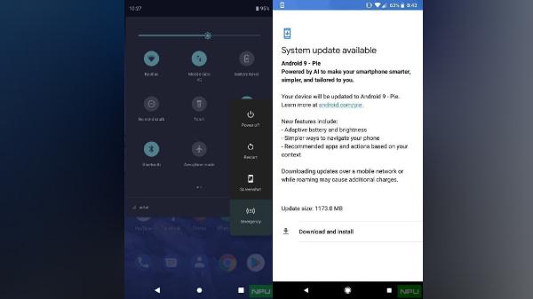 Nokia 7 Plus gets Android 9 Pie Update in India