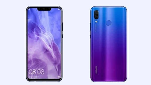 Huawei announces flash sale of Nova 3i Iris Purple edition on Amazon