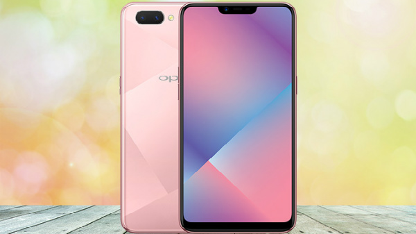 Oppo A5 with Snaopdragon 450 and notch launched in India at Rs 14,990