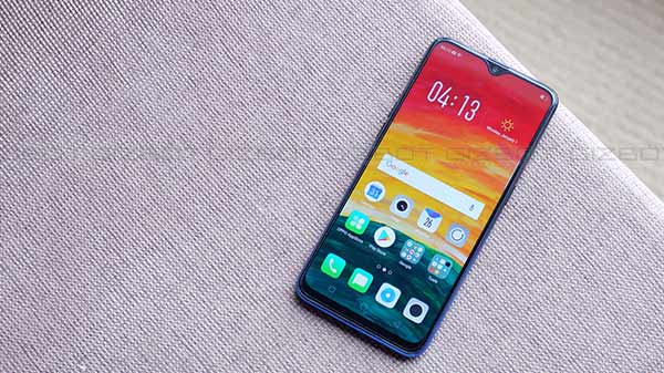 OPPO F9 Pro First Impressions: Design and camera stands out - Gizbot