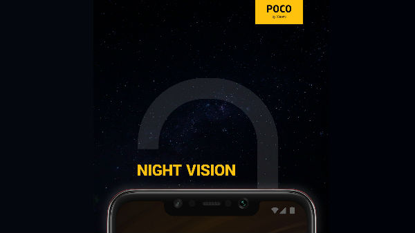 Xiaomi Pocophone F1 will arrive with notch display and 3D Face Unlock