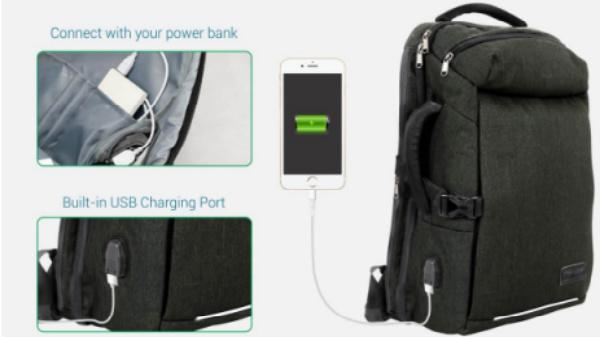 Portronics Elements U POR 929 smart bag launched for Rs. 3,999