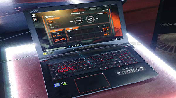 Acer Predator Helios 300 gaming laptop available at 28% dicount