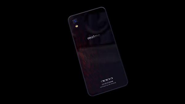 Realme 2 concept images show waterdrop design
