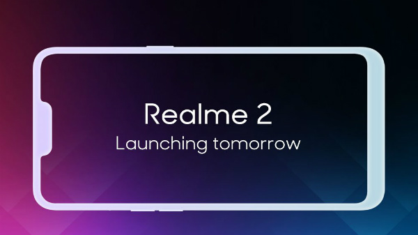 Realme 2: Everything we know from Notch display, 4230 mAh battery