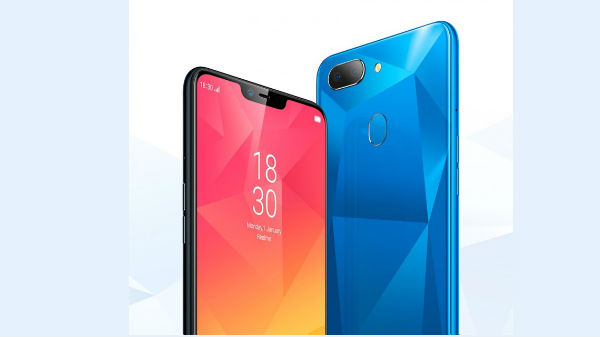 Realme 2 with notch display, dual camera soon to launch in India