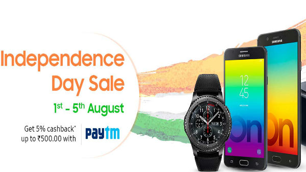 74ecf146cd5 Samsung Freedom Sale 2018: Smartphone discounts and offers you can get