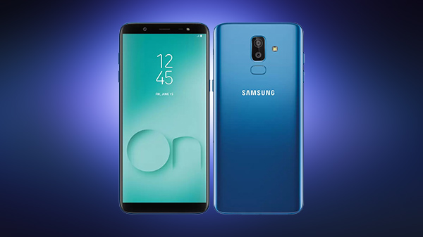 Samsung Galaxy On8 (2018) with a Dual camera setup launched in India