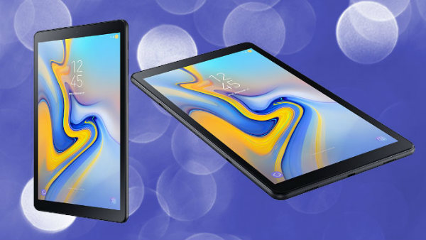 Samsung Galaxy Tab A 10.5 launched for Rs. 29,990