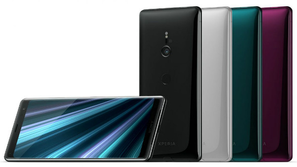 Sony Xperia XZ3 officially launched with 6-inch QHD+ display
