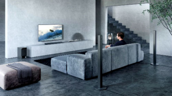 Sony introduces 5.1 channel Soundbar Home Theatre Systems in India