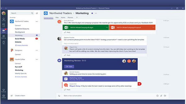 Microsoft's workplace app 'Teams' receives new update