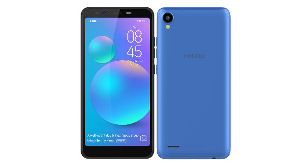 Tecno Camon iAce and Camon iSky 2 launched in India with Face ID