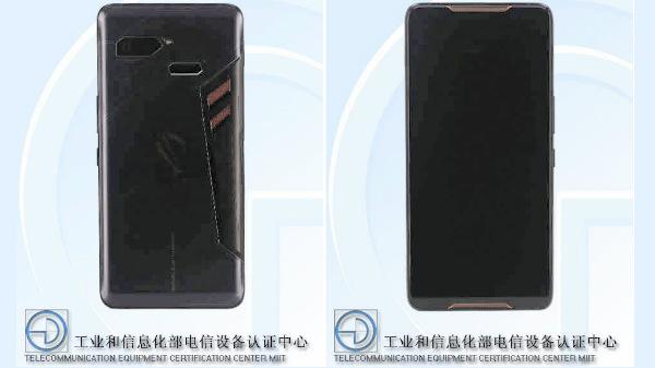 Asus working on a cheaper ROG smartphone, suggests TENAA listings