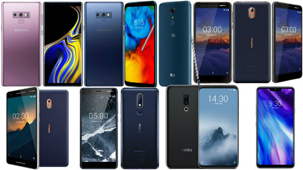 Week 32, 2018 launch round-up: Galaxy Note 9, Mi A2 and more