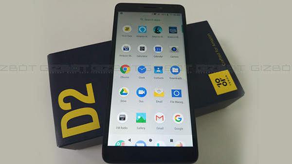 10.or D2 Budget smartphone Sale on Amazon