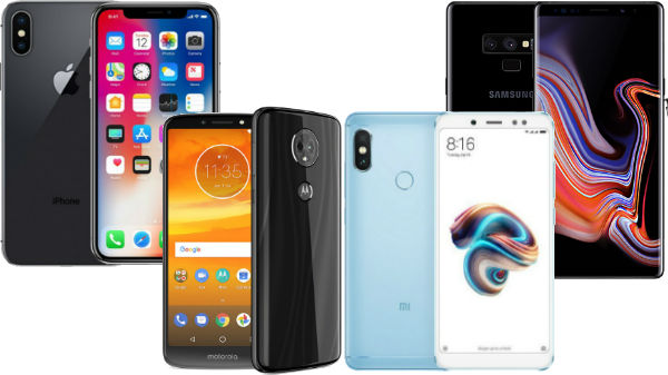 Best smartphones to buy this week in India starting from Rs. 7,000