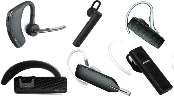 Best Wireless Bluetooth headsets to buy in India