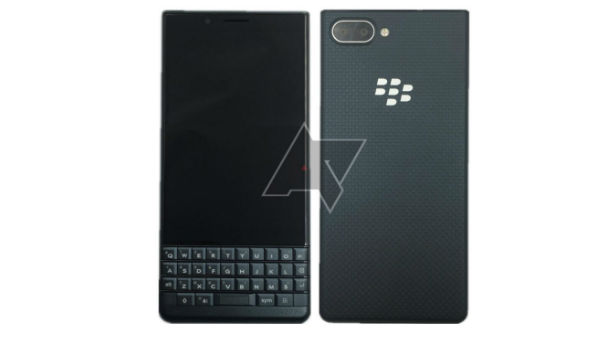 BlackBerry KEY2 LE image leaks showing SD 636, 4.5-inch display and more