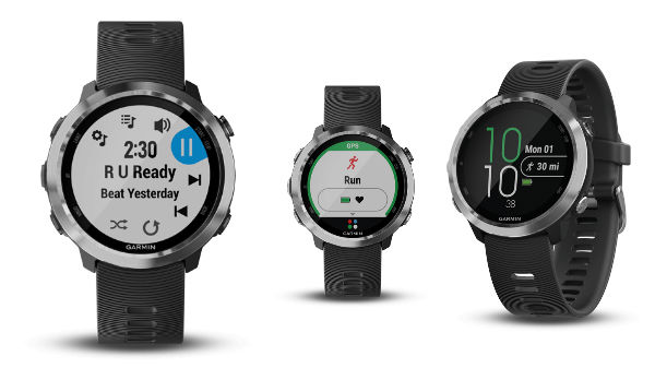 31b3fcbf Garmin vivoactive 3 Music with 500 songs storage launched for Rs 25,990
