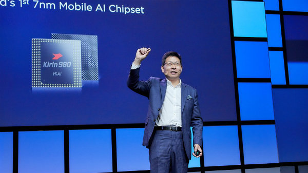 Huawei's Kirin 980 is the world's first 7nm mobile SoC