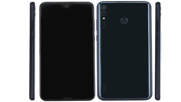 Honor 8x listed on TENAA: 7.12-inch display, 5000 mAh battery and more