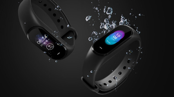 Xiaomi Hey+ smart band with a color OLED display officially launched
