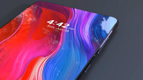 Xiaomi Mi 9 concept: Pop-up selfie camera and more
