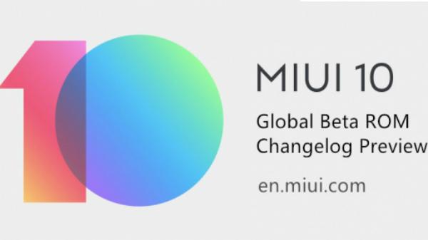 Xiaomi MIUI 10 global beta 8.8.9 update coming soon