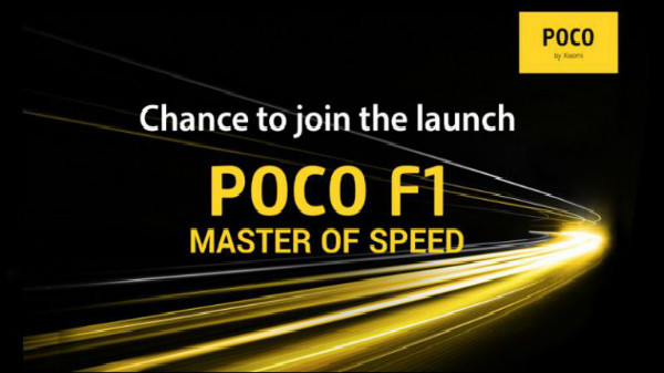 Xiaomi Poco F1 India launch today at 12:30 PM