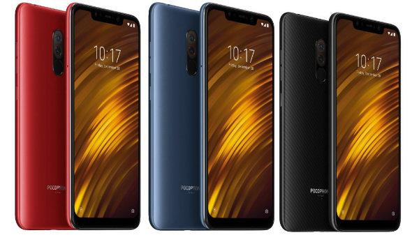 Xiaomi Poco F1 vs other Snapdragon 845 smartphones