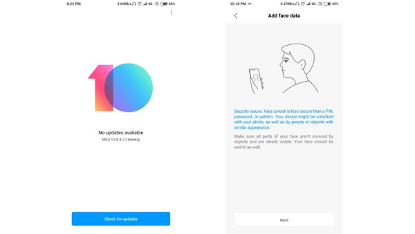 Xiaomi Redmi Note 5 now supports Face Unlock on MIUI 10 Global Beta