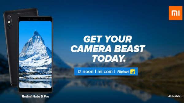 Xiaomi Redmi Note 5 Pro open sale debuts in India: Discount and offers