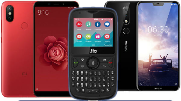 List of smartphones available via flash sale today at 12 PM