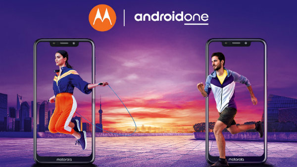 Motorola One and One Power Android One smartphones announced