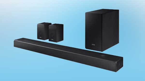 Samsung and Harman Kardon launch premium sound bars with Dolby Atmos
