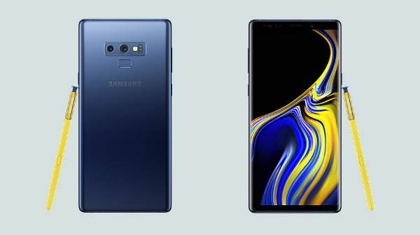 Samsung Galaxy Note9 announced: Specifications, features and price