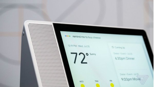 Google might introduce its own Assistant-powered Smart Display