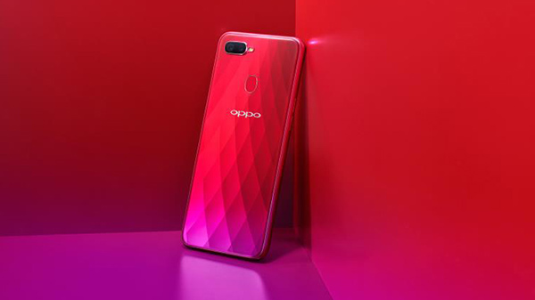 OPPO F9 Pro is tailor-made for today's tech-savvy generation